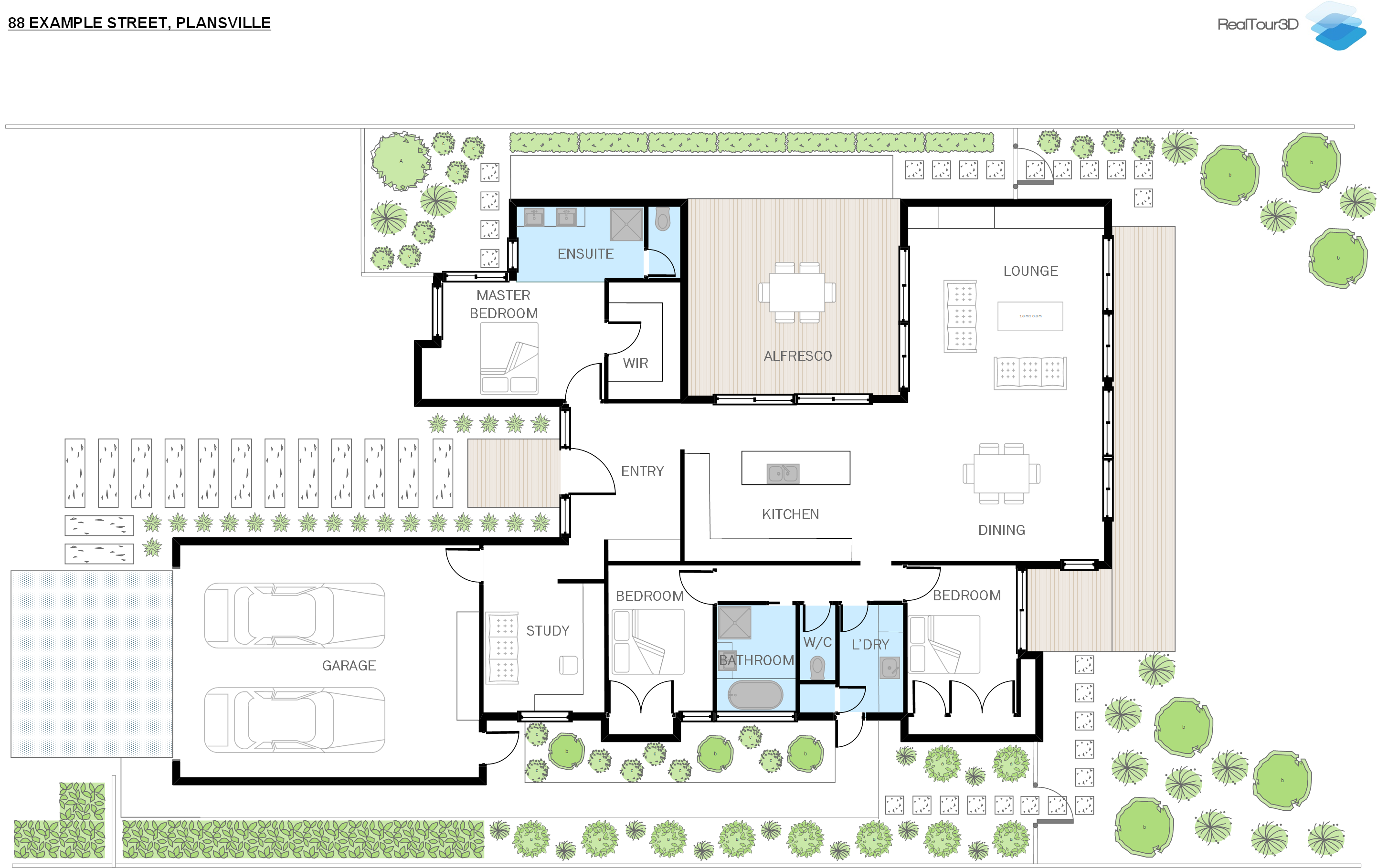 Floor plans 3d modelling realtour3d Floor plan design website
