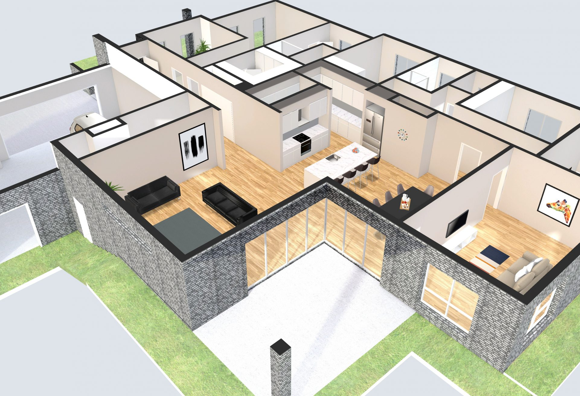 Virtual tour house plans virtual tour house plans for Virtual house plans
